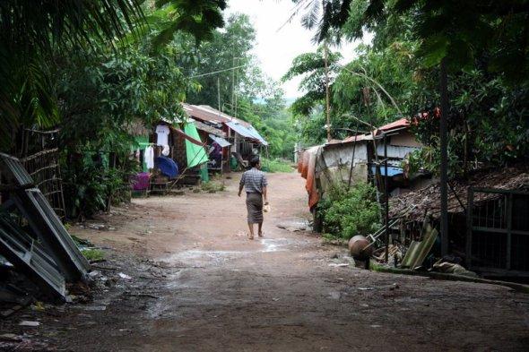 Ulice Thabarwa