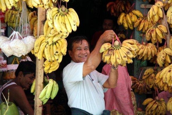 Bananowy raj